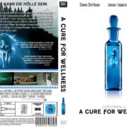 A Cure for Wellness (2017) R2 GERMAN Custom DVD Cover