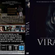 Viral (2017) R2 GERMAN Custom DVD Cover