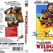 Die Wildgänse kommen (1978) R2 GERMAN Blu-Ray Cover