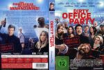 Dirty Office Party (2017) R2 GERMAN DVD Cover