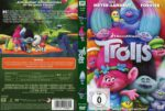 Trolls (2016) R2 GERMAN DVD Cover