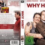 Why Him? (2016) R2 GERMAN DVD Cover