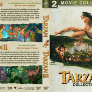 Tarzan Collection (1999-2005) R1 Custom Cover