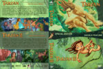 Tarzan Double Feature (1999-2005) R1 Custom Cover