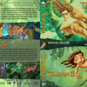 Tarzan Double Feature (1999-2005) R1 Custom Cover