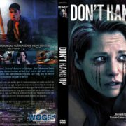 Don't hang up (2017) R2 GERMAN DVD Cover