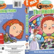 As Told By Ginger: The Wedding Frame (2004) R1 DVD Cover