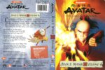 Avatar, the Last Airbender: Book 1: Water Volume 4 (2006) R1 Cover