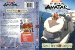 Avatar, the Last Airbender: Book 1: Water Volume 5 (2006) R1 Cover