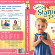 Baby Signing Time: It's Baby Signing Time! (2008) R1 Cover
