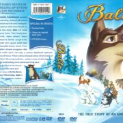 Balto (2002) R1 DVD Cover