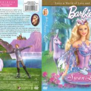 Barbie of Swan Lake (2010) R1 Cover