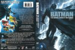 Batman the Dark Knight Returns, Part 1 (2012) R1 Cover