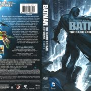 Batman the Dark Knight Returns, Part 1 (2012) R1 Cover