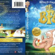 The BFG (1989) R1 DVD Cover