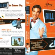 Bill Nye the Science Guy: Outer Space & Space Exploration (2008) R1 DVD Cover