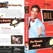 Bill Nye the Science Guy: The Planets & Gravity (2008) R1 DVD Cover