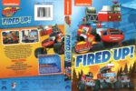 Blaze and the Monster Machines: Fired Up! (2015) R1 DVD Cover