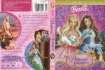 Barbie as The Princess and the Pauper (2004) R1 DVD Cover