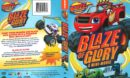 Blaze and the Monster Machines: Blaze of Glory, A Mini-Movie (2015) R1 DVD Cover