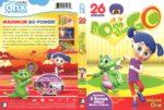 Bo On the Go Volume 1 (2014) R1 DVD Cover