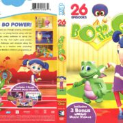Bo On the Go Volume 1 (2014) R1 DVD Cover