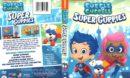Bubble Guppies: Super Guppies (2015) R1 DVD Cover