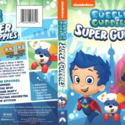 Bubble Guppies: Super Guppies (2015) R1 DVD Cover