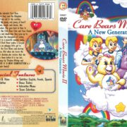 Care Bears Movie II: A New Generation (1986) R1 DVD Cover