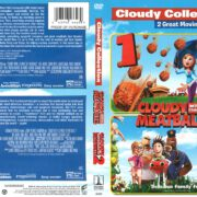 Cloudy with a Chance of Meatballs: Cloudy Collection (2015) R1 DVD Cover