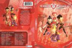 Code Lyoko Season 1 (2011) R1 DVD Cover