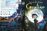 Coraline (2009) R1 DVD Cover