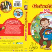 Curious George: Egg Hunting (2017) R1 DVD Cover