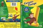 Curious George Complete First Season (2015) R1 DVD Cover