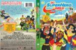 DC Superhero Girls Intergalactic Games (2017) R1 DVD Cover