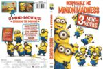 Despicable Me: Minion Madness (2011) R1 DVD Cover