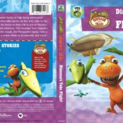 Dinosaur Train: Dinosaurs Take Flight (2017) R1 DVD Cover