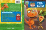 Dinosaur Train: What's at the Center of the Earth? (2017) R1 DVD Cover