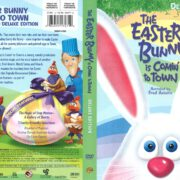 The Easter Bunny is Coming to Town (1977) R1 DVD Cover