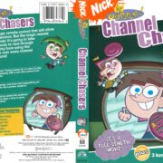 Fairly Oddparents: Channel Chasers (2004) R1 DVD Cover