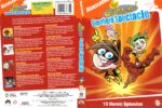 Fairly Oddparents: Superhero Spectacle (2004) R1 DVD Cover