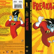 Freakazoid! Season 1 (1995) R1 DVD Cover