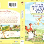Guess How Much I Love You: Summer Days (2017) R1 DVD Cover