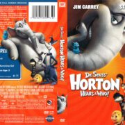 Dr. Seuss' Horton Hears a Who (2008) R1 DVD Cover
