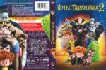 Hotel Transylvania 2 (2015) R1 DVD Cover
