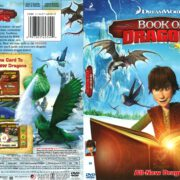 How to Train Your Dragon: Book of Dragons (2011) R1 DVD Cover
