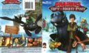 How to Train Your Dragon: Gift of the Night Fury (2011) R1 DVD Cover