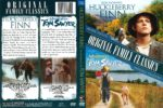 Huckleberry Finn & The Adventures of Tom Sawyer Double Feature (2012) R1 Cover