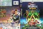 Jimmy Neutron: Boy Genius (2001) R1 DVD Cover