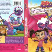 Kate & Mim-Mim: Musical Mimiloo (2013) R1 DVD Cover